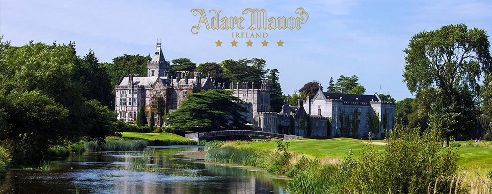 Car Service Adare Manor