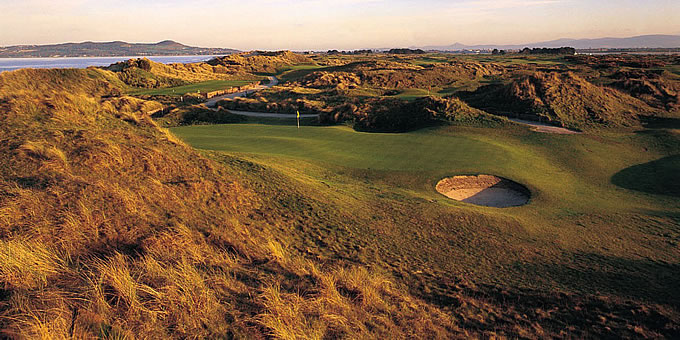 Portmarnock Golf Club Dublin