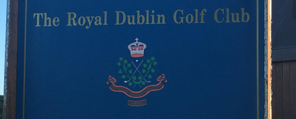 golf transport dublin